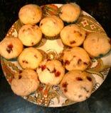 Muffins Στοκ εικόνα με δικαίωμα ελεύθερης χρήσης