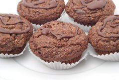 Muffins Stock Photography