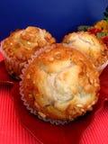 muffins bananowa dokrętka Obraz Stock