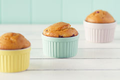 Muffins Breakfast Royalty Free Stock Photo