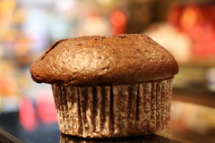 Muffins. Chocolate muffin, white muffin, sweet muffin Royalty Free Stock Photography