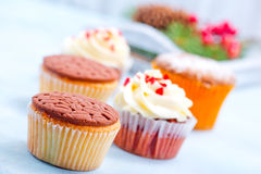 Muffins Royalty Free Stock Image