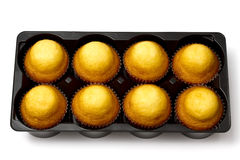 Muffins closeup Stock Image