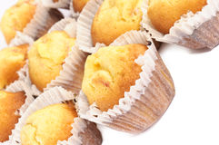 Muffins cup Royalty Free Stock Images