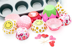 Muffins cupcake Royalty Free Stock Photos