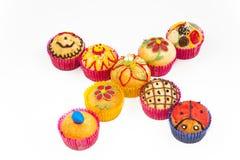 Muffins. Stock Image