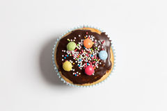 Muffins in detail as Cut Stock Photography
