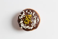 Muffins in detail as Cut Royalty Free Stock Photos