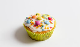 Muffins in detail as Cut Royalty Free Stock Image