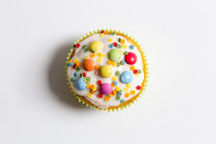 Muffins in detail as Cut Royalty Free Stock Photography