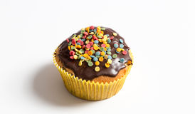 Muffins in detail as Cut Royalty Free Stock Images