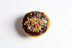 Muffins in detail as Cut Stock Image