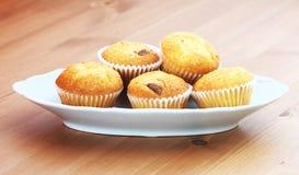Muffins Glutenfree Στοκ εικόνες με δικαίωμα ελεύθερης χρήσης