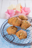 Muffins with lemon Royalty Free Stock Photography
