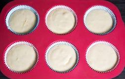 Muffins. Photo of some homemade muffins stock photo