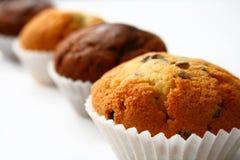 muffins słodcy Zdjęcie Royalty Free