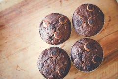 Muffinschokolade Stockfotos