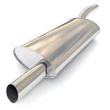 Muffler Royalty Free Stock Images