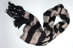 Muffler. There are many beautiful personality changes scarf pattern Royalty Free Stock Photos