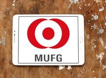 Mufg bank logo Royalty Free Stock Photos