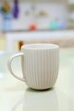 Mug. Bright colored and contoured coffee mug Royalty Free Stock Image