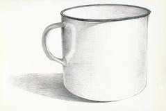 The mug Stock Photography