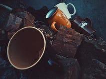 mug photos libres de droits