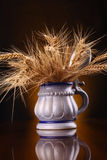 Mug of barley Royalty Free Stock Photography