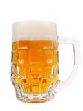 A mug of beer Stock Photography