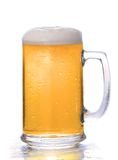 Mug of beer Stock Photo