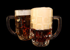 A mug of beer Stock Photos