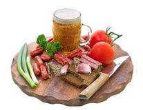 Mug of beer Stock Photography