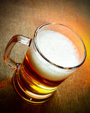 Mug of beer Royalty Free Stock Photos