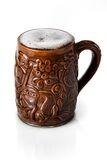 Mug of beer, beer Stein Royalty Free Stock Photos
