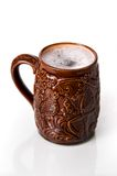 Mug of beer, beer Stein Royalty Free Stock Photography