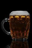 Mug of beer Royalty Free Stock Photography