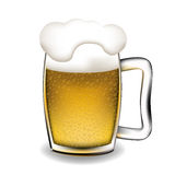 Mug of beer Stock Images