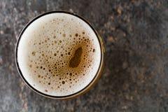 Mug with beer Stock Photo