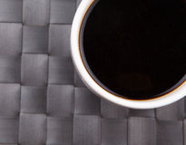 A Mug of Black Coffee IV Royalty Free Stock Image