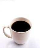 A Mug of Black Coffee VI Royalty Free Stock Photo