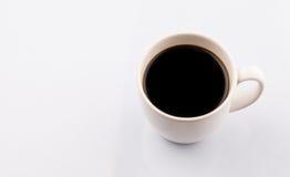 A Mug of Black Coffee VII Royalty Free Stock Photography