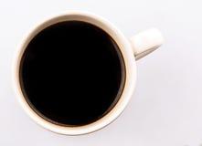 A Mug of Black Coffee VIII Royalty Free Stock Images