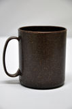 Mug from coconuts Stock Photography