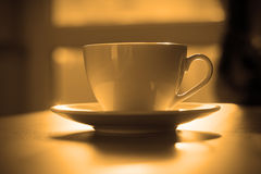 Mug of coffee Stock Photography