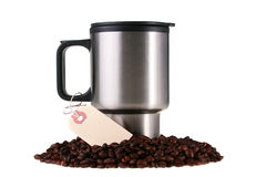 Mug for coffee Royalty Free Stock Photography