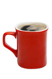Mug from coffee Royalty Free Stock Image