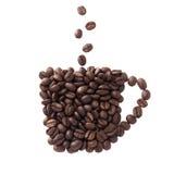 Mug of coffee Stock Photo