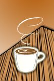 Mug of coffee Royalty Free Stock Photos