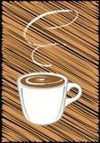 Mug of coffee Royalty Free Stock Photography