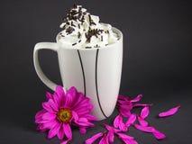 Mug of Cream Royalty Free Stock Photography